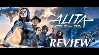 Movie Review Ep. 207: Alita: Battle Angel