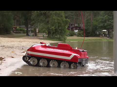 RC Modell Kettenfahrzeug / Tank / Spezial