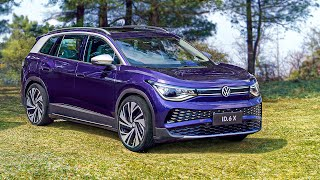 [YOUCAR] Volkswagen ID6 (2022) The VW Atlas of EVs | Presentation | VW ID6 X and ID6 Crozz