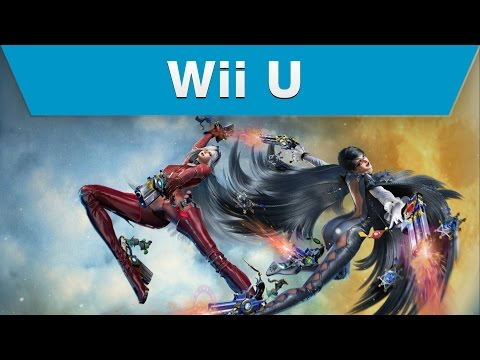 Wii U - Bayonetta 2 Launch Trailer thumbnail