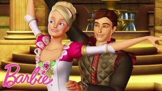 Лучший из Барби:  танцующие принцессы 💃🏼мультфильмы для детей 💖Отрывки из фильмов Барби