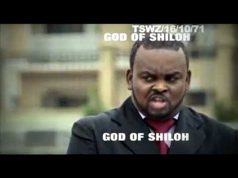 GOD OF SHILOH