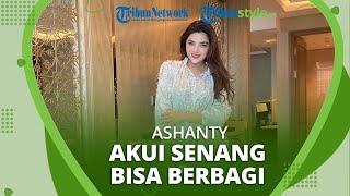Mengaku Senang Bisa Berbagi Kebaikan, Ashanty Perbaiki Rumah Warga yang Sudah Tak Layak Huni