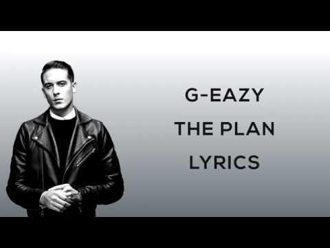 G-Eazy - The Plan (Lyrics)