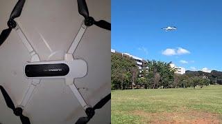 Hubsan Zino drone profissional acessível Hubsan Zino affordable professional drone VAMOS_LET'S VOAR