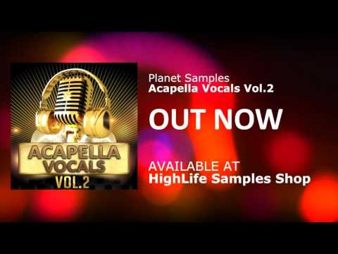 DJ Tool Sample Pack 2-Various vocal (acapella) part 1