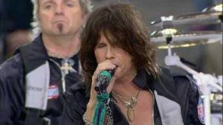 Aerosmith - Baby Please Don't Go, Dream On (Live At Superbowl 2004)