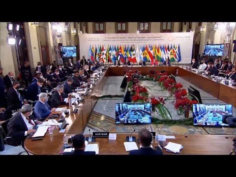 Cruce en la Celac: Maduro desafió al presidente de Paraguay a debatir sobre democracia