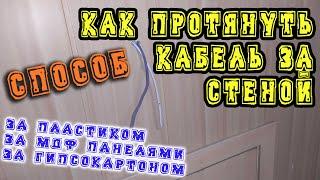 Держатель кабеля со струбциной QJF-02-7. 5-13. 5