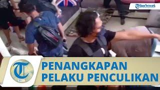 Video Detik-detik Polisi Tangkap Pelaku Penculikan di Tebet, Sita Barang Bukti Airsoft Gun