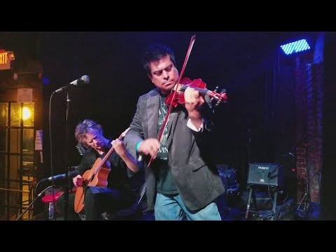 """A very rocking rendition of the famous gypsy masterpiece 'Czardas."""""""