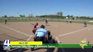 TVHS Softball vs. Manchester