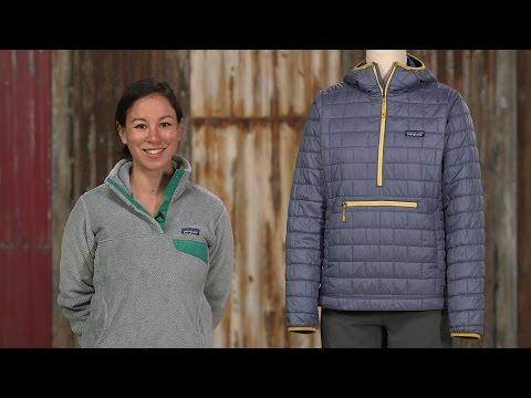 Patagonia Women's Nano Puff Bivy Pullover