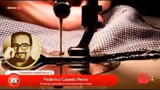 Federico Casado Reina como Psicólogo en Mornin Glory - 20/03/2018