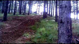 preview picture of video 'Cross Country Aibar1 2012 enduro'