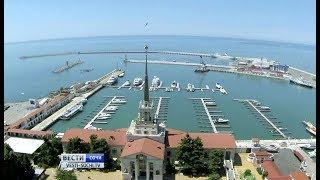 Игорь Левитин: Сочи — самый красивый город Черноморского побережья