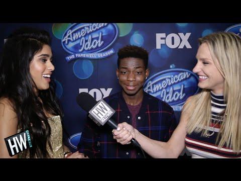 Sonika Vaid & Lee Jean Freak Out Over Demi Lovato & Talk Performances! (AMERICAN IDOL 2016)