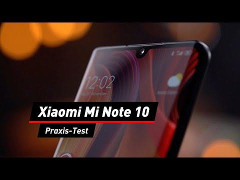 Xiaomi Mi Note 10 im Test: Das Hands-On vom Smartphone mit der 108-Megapixel-Kamera | deutsch