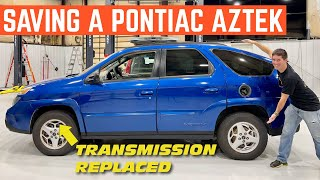 I'm SAVING This Old Pontiac Aztek And NOBODY Knows WHY