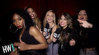 Fifth Harmony Answers Silly Twitter Questions & Fangirls Over One Direction!