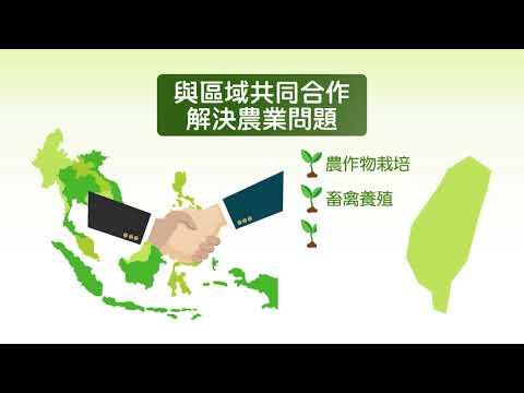 區域農業發展旗艦計畫2D動畫