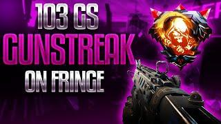 BO3 103 GUNSTREAK ON FRINGE