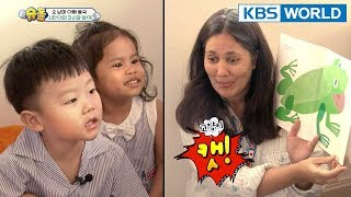 "Click the ""Caption"" button to activate subtitle!   ▶The Return of Superman 
