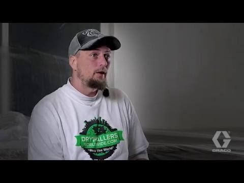 Graco Tex Spray Fast Finish