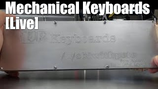 Mechanical Keyboards Live! - Let's build some prototype keebs
