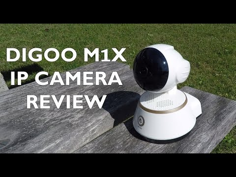 Digoo M1X 960P IPCAMERA Full Review