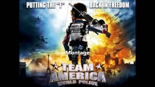 Team America - Montage Lyrics