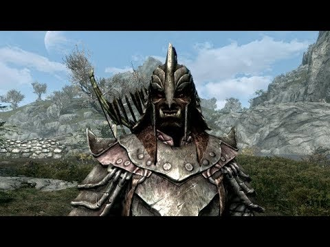 Skyrim Mods: Dwarven Warrior Follower (PS4/XBOX1/PC