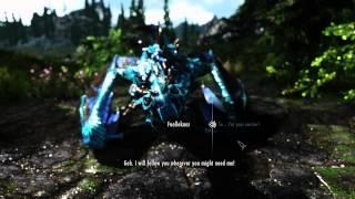 Skyrim Mods Review 23  Demon Hunter Armor BBP, Faallokaar, Pretty Ranger Sevenbase, MBWS Serana
