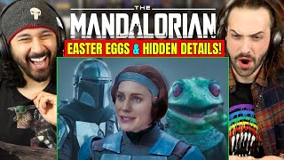 THE MANDALORIAN 2x03 EASTER EGGS & BREAKDOWN (Hidden Details) - REACTION! by The Reel Rejects