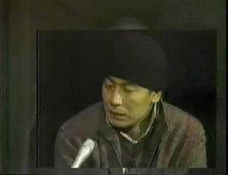 田中泯 Tanaka Min at Plan B (1983)