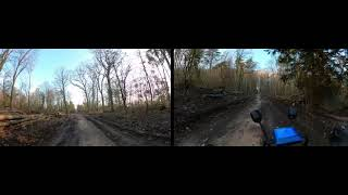 FPV GoPro Max Thru The Woods