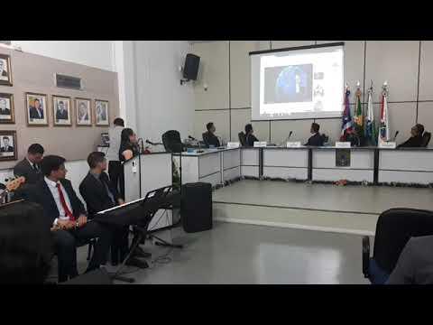 SESSÃO SOLENE OUTORGA DE VOTOS DE CONGRATULAÇÕES À IGREJA MARANATA