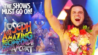 'Go Go Go Joseph' | Joseph and The Amazing Technicolor Dreamcoat