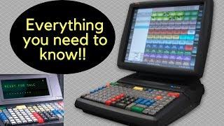 Gas station cash register (verifone) how it works