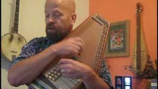 """Palms of Victory"" Play and sing-along hymn #8 Autoharp"