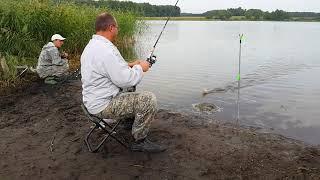 Донка для ловли карася в сентябре
