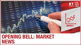 Opening bell: Sensex rises 200 points, Nifty above 10,650, Infosys surges 8% - Download this Video in MP3, M4A, WEBM, MP4, 3GP