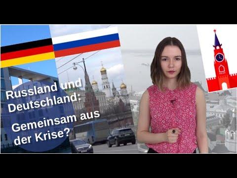 Russland und Deutschland – gemeinsam aus der Krise? [Video]