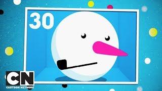 Новогодний отсчет | Подарок #30 | Cartoon Network