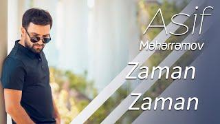 Asif Məhərrəmov - Zaman Zaman