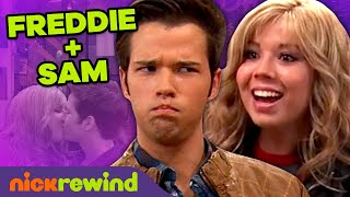 The Full Story Of Seddie 💘 Sam And Freddies Relationship Timeline    ICarly