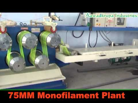 Monofilament Machine