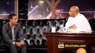 Kenenisa Bekele on Seifu Fantahun Show