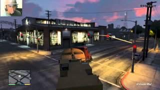 Grand Theft Auto 5 Walkthrough Part 130 - LOW SPEED CHASE | GTA 5 Walkthrough