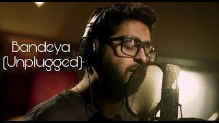 Bandeya(Unplugged)   Arijit Singh   Dil Juunglee   Taapsee   Lyrical Video   Cover ~ ASHISH  